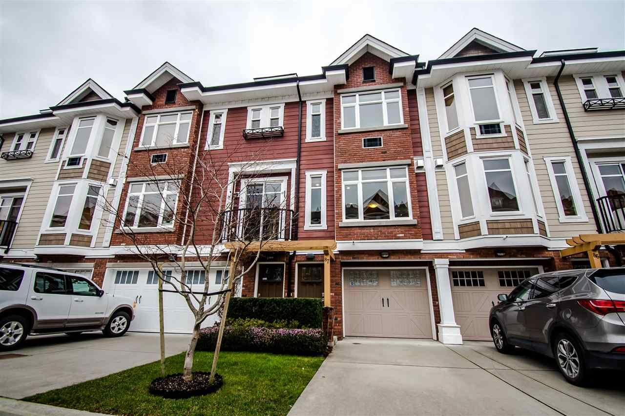 """Main Photo: 87 20738 84 Avenue in Langley: Willoughby Heights Townhouse for sale in """"Yorkson Creek"""" : MLS®# R2335706"""