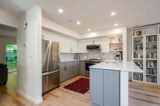 Photo 3: 101 303 CUMBERLAND Street in New Westminster: Sapperton Townhouse for sale : MLS®# R2584594