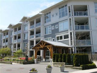 """Photo 1: 108 4500 WESTWATER Drive in Richmond: Steveston South Condo for sale in """"COPPER SKY WEST"""" : MLS®# V1129562"""
