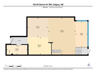 Photo 28: 102 59 Glamis Drive SW in Calgary: Glamorgan Apartment for sale : MLS®# A1140367