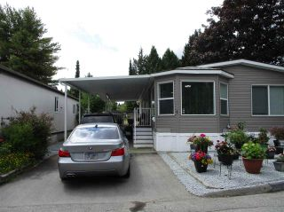 "Photo 1: 1 7850 KING GEORGE Boulevard in Surrey: East Newton Manufactured Home for sale in ""BEAR CREEK GLEN"" : MLS®# R2465840"