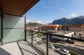 """Photo 13: 404 38013 THIRD Avenue in Squamish: Downtown SQ Condo for sale in """"THE LAUREN"""" : MLS®# R2466144"""