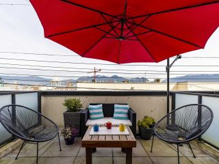 """Photo 18: 312 1647 E PENDER Street in Vancouver: Hastings Townhouse for sale in """"The Oxley"""" (Vancouver East)  : MLS®# R2555021"""