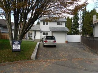 Photo 1: 7445 TODD CR in Surrey: East Newton House for sale : MLS®# F1406447