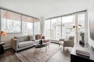 Photo 1: 1006 1325 ROLSTON Street in Vancouver: Downtown VW Condo for sale (Vancouver West)  : MLS®# R2592452
