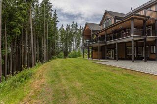 Photo 37: 1408 CRYSTAL CREEK Drive: Anmore House for sale (Port Moody)  : MLS®# R2544470
