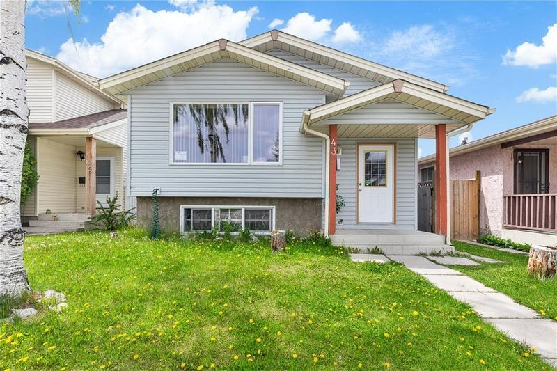FEATURED LISTING: 43 ABERDARE Road Northeast Calgary