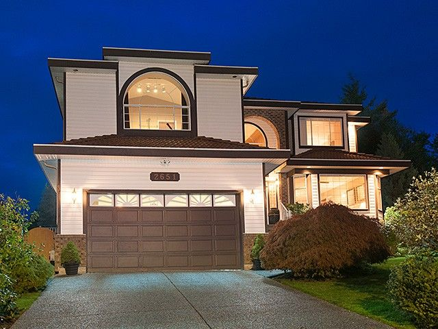 Photo 2: Photos: 2651 Granite CT in Coquitlam: Westwood Plateau House for sale : MLS®# V1091713