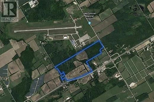 Main Photo: PT LT20 CONCESSION 7 DR in Oro-Medonte: Agriculture for sale : MLS®# S4701501