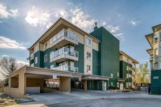 Photo 1: 107 3101 34 Avenue NW in Calgary: Varsity Apartment for sale : MLS®# A1111048