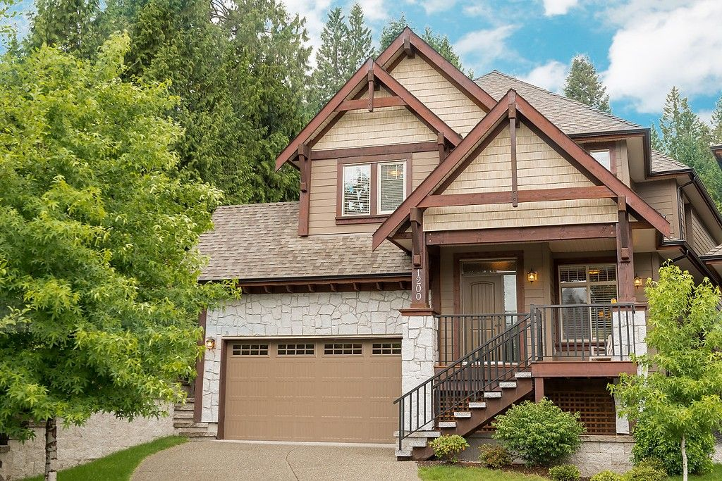 "Main Photo: 1200 BURKEMONT Place in Coquitlam: Burke Mountain House for sale in ""WHISPER CREEK"" : MLS®# V1126988"