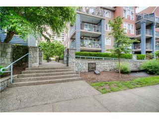 "Photo 2: 404 1200 EASTWOOD Street in Coquitlam: North Coquitlam Condo for sale in ""LAKESIDE TERRACE"" : MLS®# V1123537"