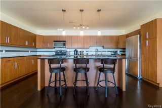 Photo 5: 705 340 Waterfront Drive in Winnipeg: Exchange District Condominium for sale (9A)  : MLS®# 1716323