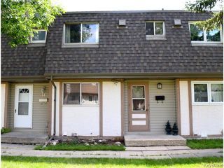 Photo 1: 141 Donwood Drive in Winnipeg: North Kildonan Condominium for sale (North East Winnipeg)  : MLS®# 1620503