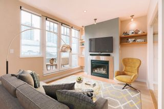 """Photo 2: 506 1072 HAMILTON Street in Vancouver: Yaletown Condo for sale in """"CRANDALL"""" (Vancouver West)  : MLS®# R2619002"""