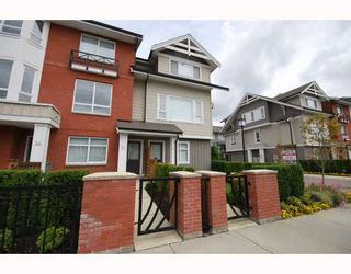 Photo 1: 57 9551 FERNDALE Road in Richmond: McLennan North Townhouse for sale : MLS®# V776140