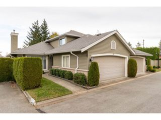 """Photo 1: 24 2672 151 Street in Surrey: Sunnyside Park Surrey Townhouse for sale in """"WESTERLEA"""" (South Surrey White Rock)  : MLS®# R2218316"""