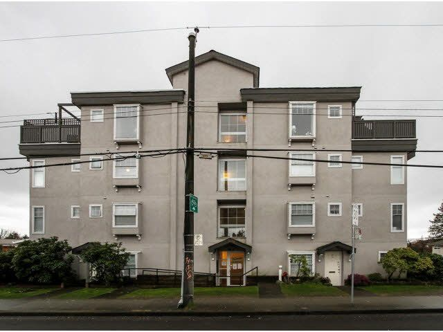 Main Photo: 203 3308 VANNESS Avenue in Vancouver: Collingwood VE Condo for sale (Vancouver East)  : MLS®# V1103547