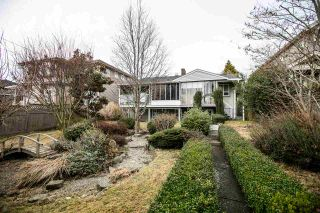 Main Photo: 1958 W 60TH Avenue in Vancouver: S.W. Marine House for sale (Vancouver West)  : MLS®# R2537574