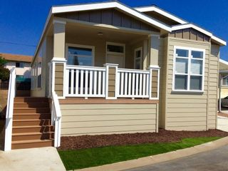 Photo 1: SOUTH ESCONDIDO Manufactured Home for sale : 3 bedrooms : 1001 S Hale Avenue #62 in Escondido