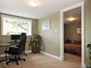 Photo 17: 1274 Vista Hts in VICTORIA: Vi Hillside Half Duplex for sale (Victoria)  : MLS®# 611096