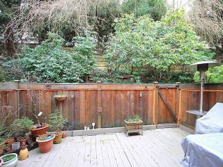 Photo 10: 1031 Old Lillooet Rd in North Vancouver: Lynnmour Townhouse for sale : MLS®# V1105972
