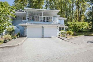 """Photo 1: 228 22555 116 Avenue in Maple Ridge: East Central Townhouse for sale in """"Hillside at Fraser Village"""" : MLS®# R2557464"""