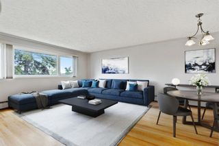 Photo 3: 4 1603 37 Street SW in Calgary: Rosscarrock Apartment for sale : MLS®# A1119639