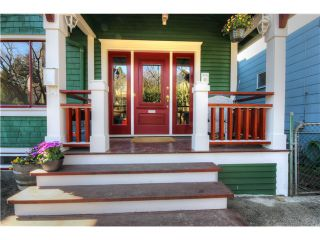 Photo 2: 1147 SEMLIN DR in Vancouver: Grandview VE House for sale (Vancouver East)  : MLS®# V1056763