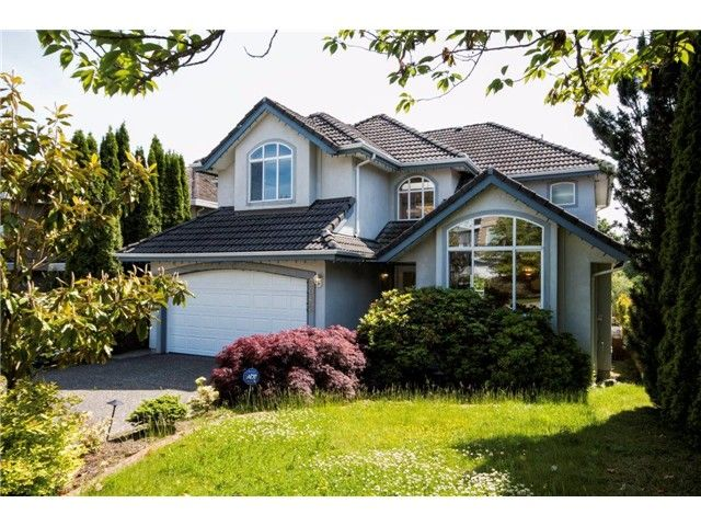 Main Photo: 3062 WADDINGTON Place in Coquitlam: Westwood Plateau House for sale : MLS®# V1067968