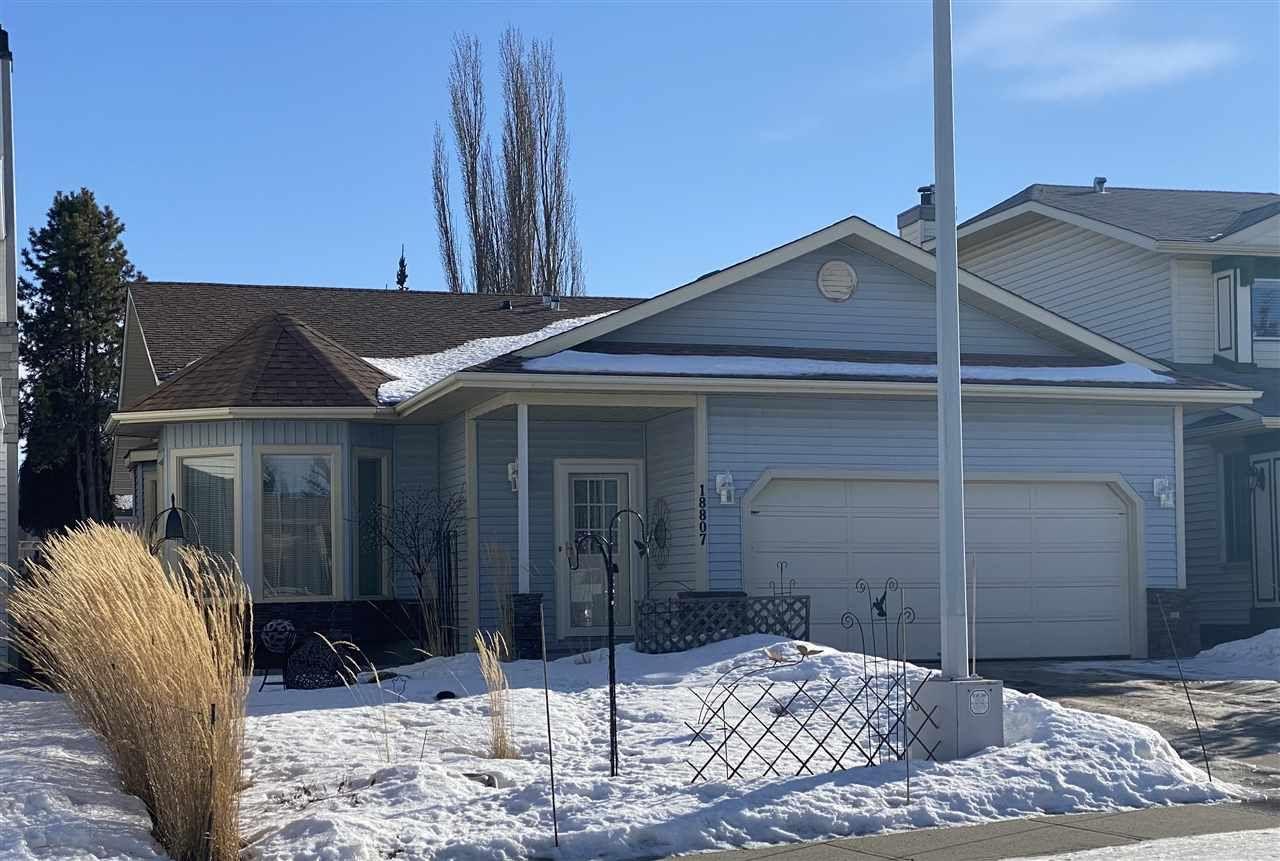 Main Photo: 18807 81A Avenue in Edmonton: Zone 20 House for sale : MLS®# E4229907