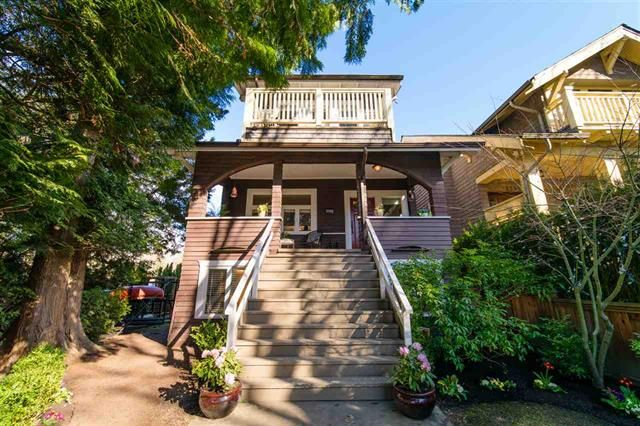 Main Photo:  in Vancouver: Kitsilano House for sale (Vancouver West)  : MLS®# R2549488