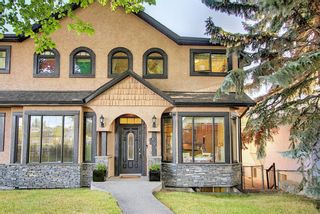 Main Photo: 601 55 Avenue SW in Calgary: Windsor Park Semi Detached for sale : MLS®# A1138810