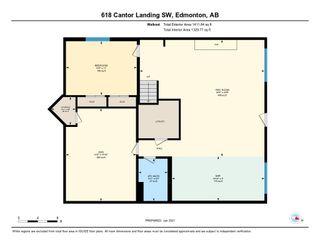 Photo 41: 618 CANTOR Landing in Edmonton: Zone 55 House for sale : MLS®# E4225882