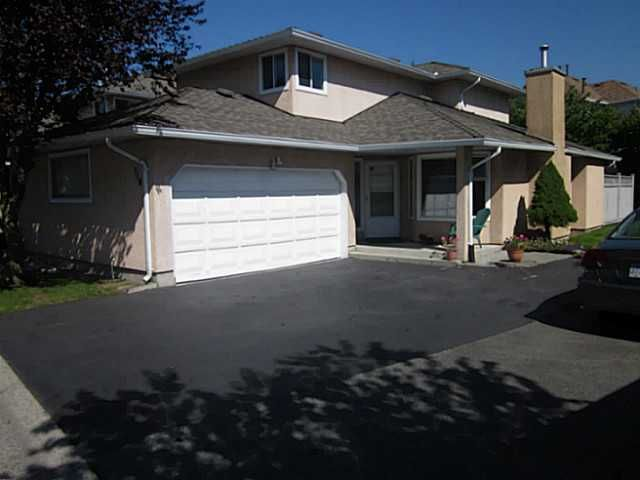 "Main Photo: 118 15501 89A Avenue in Surrey: Fleetwood Tynehead Townhouse for sale in ""Avondale"" : MLS®# F1321138"