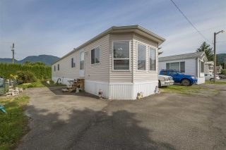 Photo 1: 35 6900 INKMAN ROAD: Agassiz Manufactured Home for sale : MLS®# R2387936