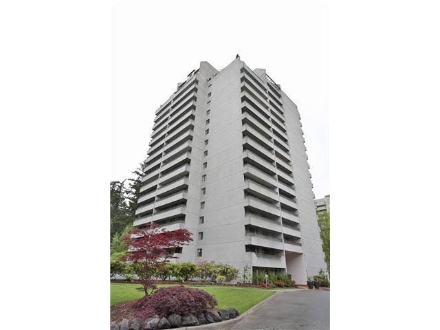 Main Photo: 1006 4134 MAYWOOD STREET in : Metrotown Condo for sale : MLS®# V951440