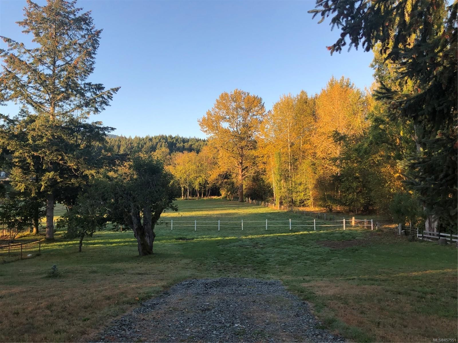 Main Photo: A 4990 Christie Rd in : Du Ladysmith Land for sale (Duncan)  : MLS®# 857551