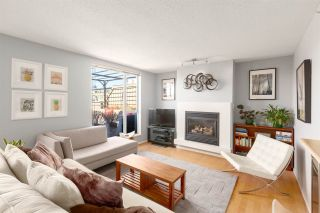 Photo 2: 403 2768 CRANBERRY DRIVE in Vancouver: Kitsilano Condo for sale (Vancouver West)  : MLS®# R2534349