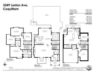 Photo 40: 3349 LESTON Avenue in Coquitlam: Burke Mountain House for sale : MLS®# R2571900