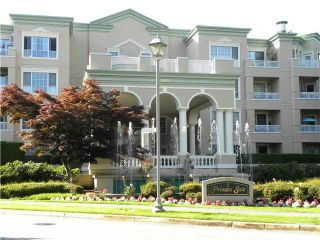 "Photo 1: 212 2995 PRINCESS Crescent in Coquitlam: Canyon Springs Condo for sale in ""Princess Gate"" : MLS®# V1068842"