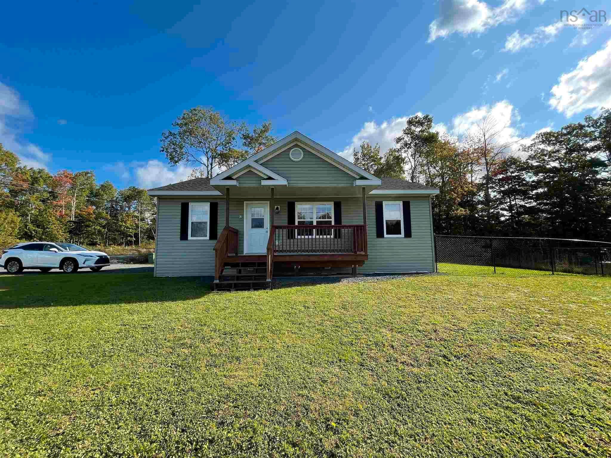Main Photo: 38 Munroe Heights Road in Westville Road: 108-Rural Pictou County Residential for sale (Northern Region)  : MLS®# 202125567