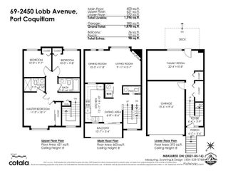 """Photo 29: 69 2450 LOBB Avenue in Port Coquitlam: Mary Hill Townhouse for sale in """"SOUTHSIDE ESTATES"""" : MLS®# R2581956"""