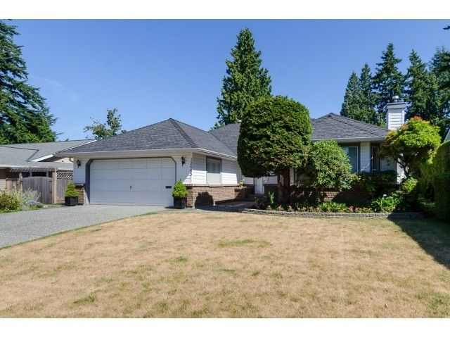 Main Photo: 12665 19A AV in Surrey: Crescent Bch Ocean Pk. House for sale (South Surrey White Rock)  : MLS®# F1444347