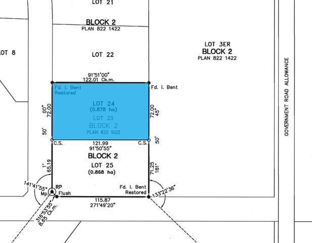 Main Photo: 73 HILLSBOROUGH Drive: Rural Sturgeon County Rural Land/Vacant Lot for sale : MLS®# E4236858