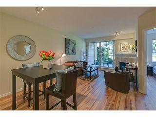 """Photo 6: # 206 3629 DEERCREST DR in North Vancouver: Roche Point Condo for sale in """"RavenWoods"""" : MLS®# V998599"""
