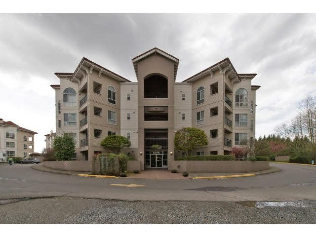 "Main Photo: 406 3174 GLADWIN Road in Abbotsford: Central Abbotsford Condo for sale in ""REGENCY PARK"" : MLS®# F1436108"