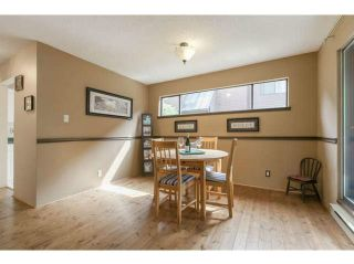 """Photo 6: 3345 MOUNTAIN Highway in North Vancouver: Lynn Valley Townhouse for sale in """"VILLAGE ON THE CREEK"""" : MLS®# V1141033"""
