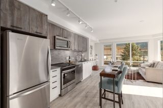 """Photo 1: 402 38013 THIRD Avenue in Squamish: Downtown SQ Condo for sale in """"THE LAUREN"""" : MLS®# R2426985"""