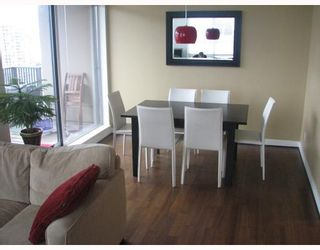 "Photo 3: 2304 1055 HOMER Street in Vancouver: Downtown VW Condo for sale in ""DOMUS"" (Vancouver West)  : MLS®# V798814"